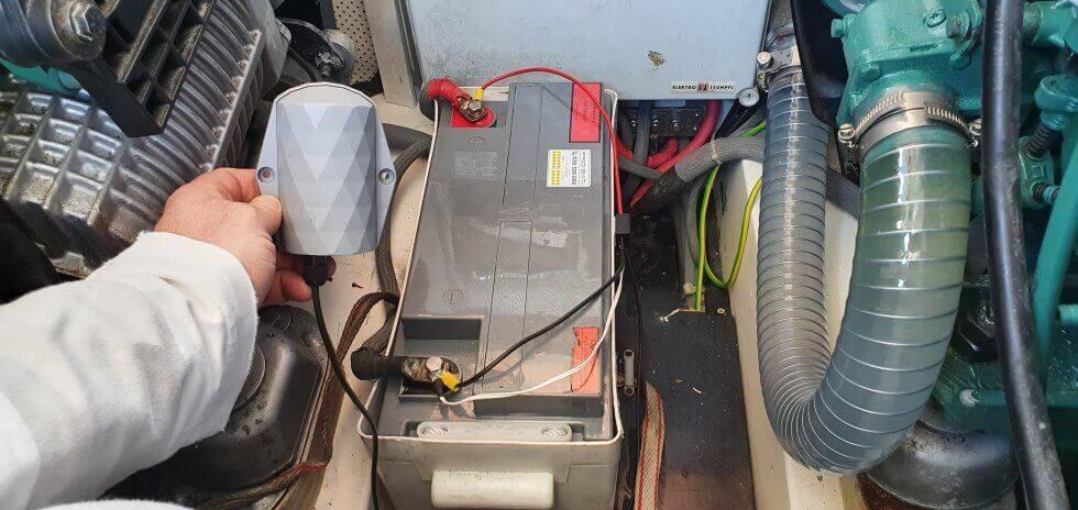 Make your boat batteries smarter